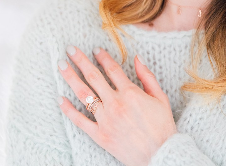 Eva Amurri Martino shares the story of her newly re-designed engagement ring.