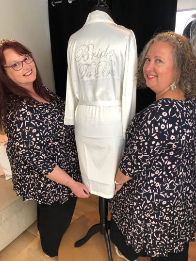 Bridal Consultants Emma & Sophy share their September Sale