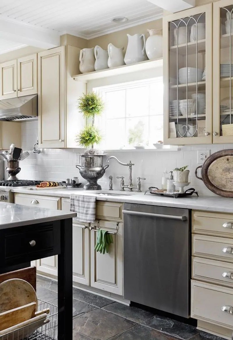 Best Kitchen Gallery: 21 Ex Les Of The Space Above Your Kitchen Cabi S Happily Ever of Space Above Kitchen Cabinets on rachelxblog.com