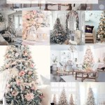 11 Gorgeous Blush Christmas Decorations Happily Ever After Etc
