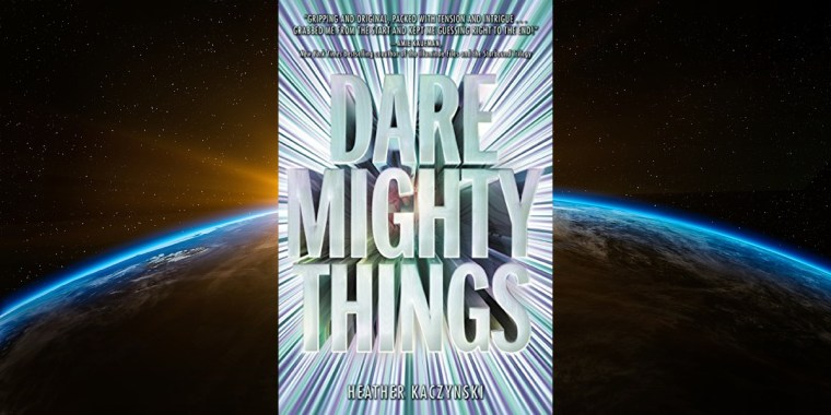 Dare Mighty Things \ Image: Harper Collins Publishing