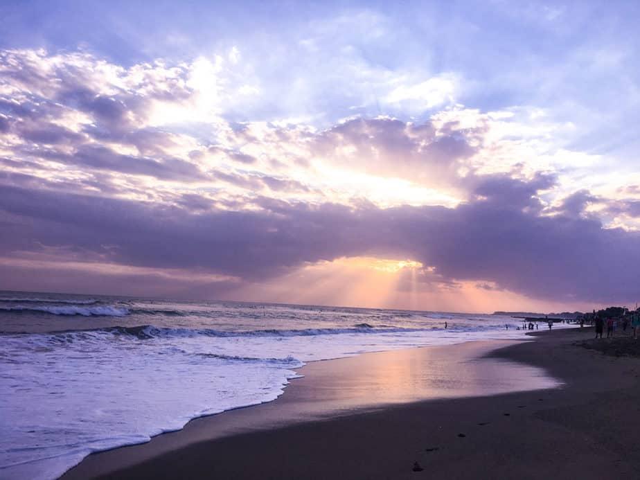 Nelayan Beach, Canggu, Bai