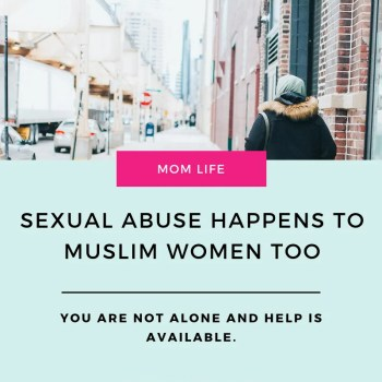 sexual abuse happens to muslim too