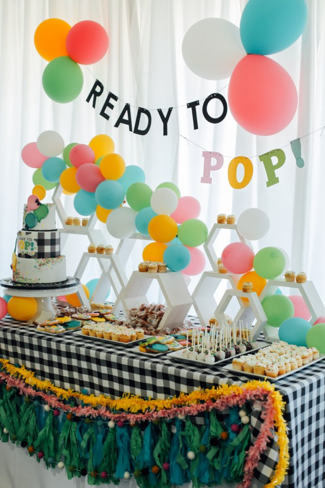 Baby Shower Theme Ideas Ready to Pop