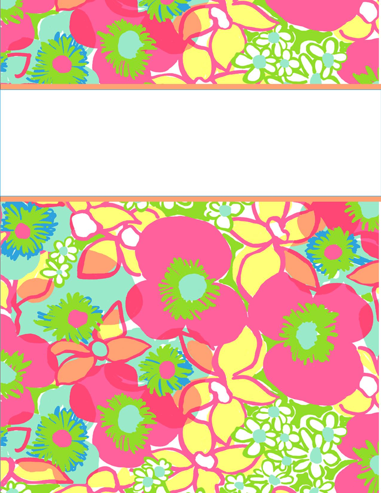 This is a photo of Printable Binder Cover Templates intended for printable cute recipe