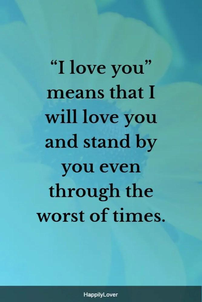 romantic love message
