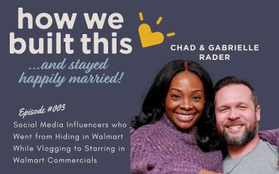 YouTube Couple Goes from Hiding in Walmart While Recording Vlogs to Starring in Walmart Commercials