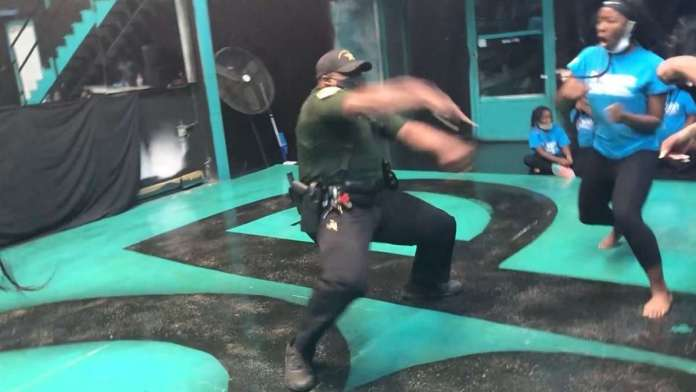 deputy dances