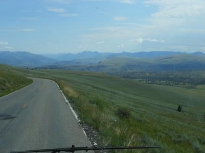 Yellowstone, Banff & Jasper, Brent & Luci's 014