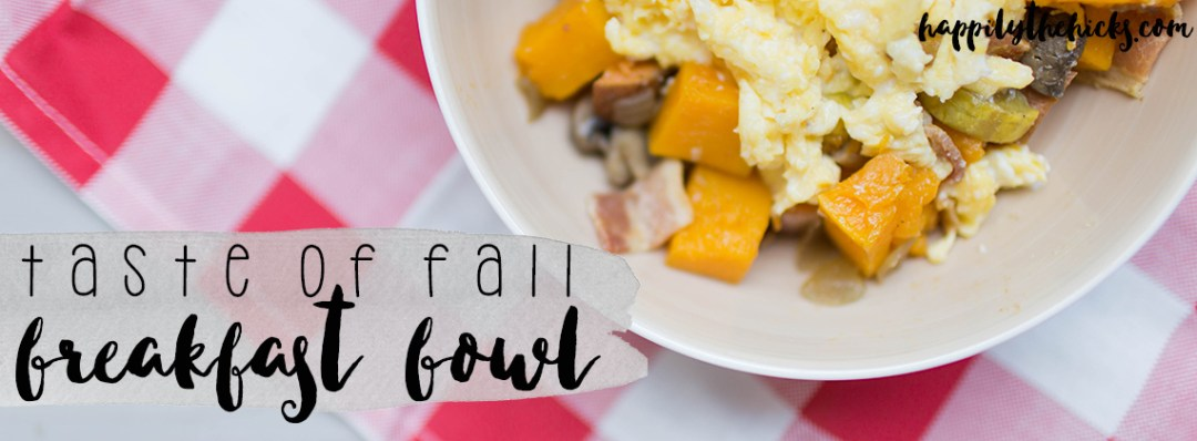 You'll love this Whole30 approved breakfast bowl that's bursting with flavor, veggies and protein! | read more at happilythehicks.com