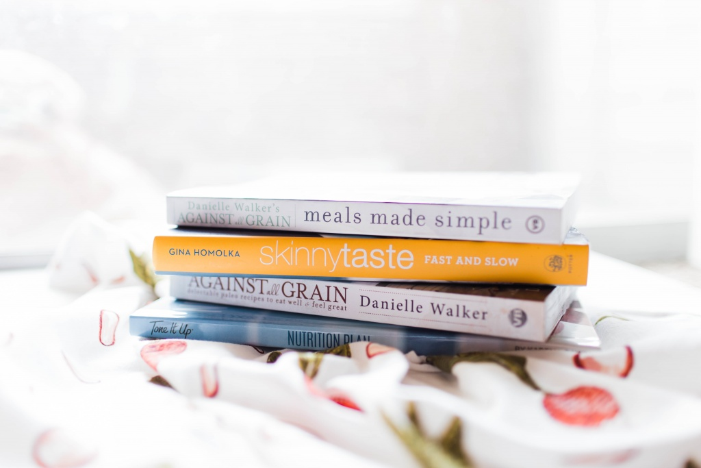 My top five cookbooks you NEED in your kitchen! | read more at happilythehicks.com