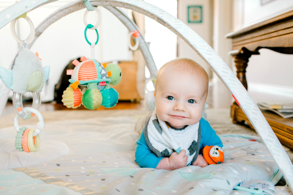 James Richard | 6 Month Update - read more at happilythehicks.com