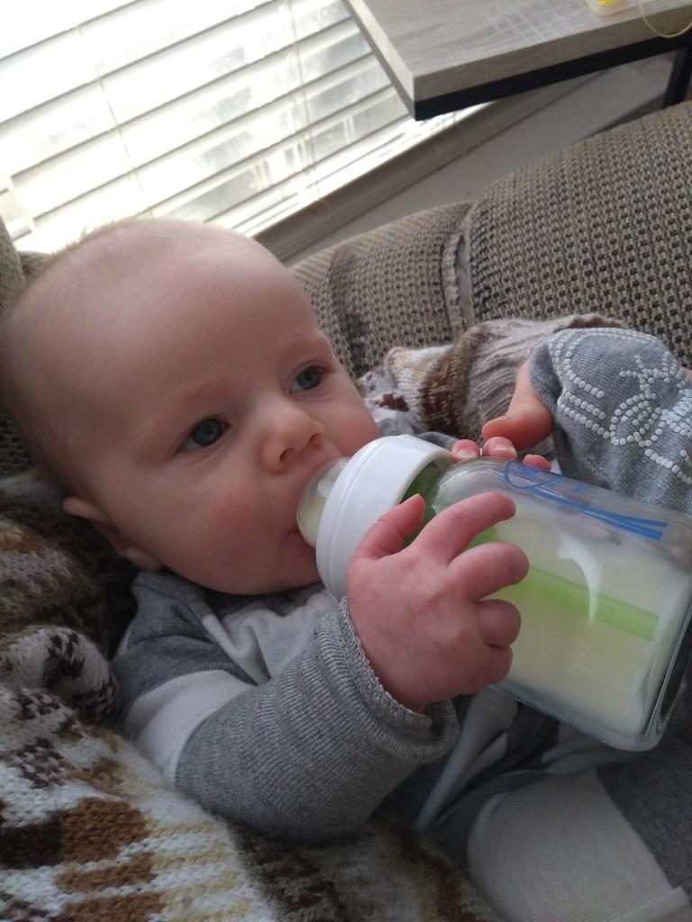 James Richard   6 Month Update - read more at happilythehicks.com
