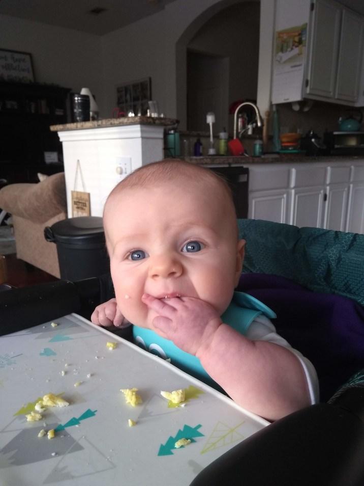 James Richard | 6 Month Update - read more at happilythehicks.com