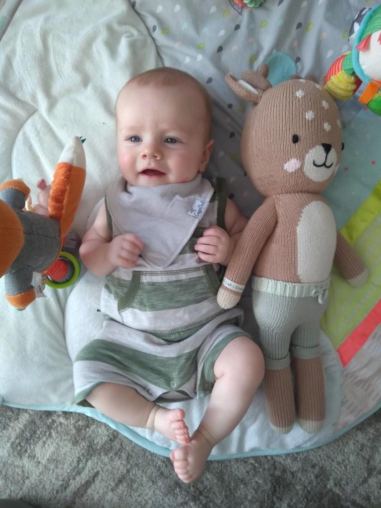 James Richard | 8 Month Update | read more at happilythehicks.com