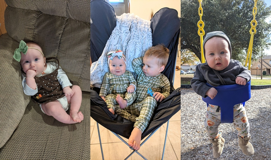 June Elizabeth | Five Month Update | read more at happilythehicks.com