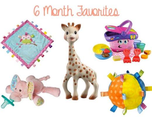 6 Month Favorites