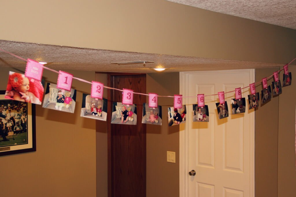 First Birthday Party Decorations