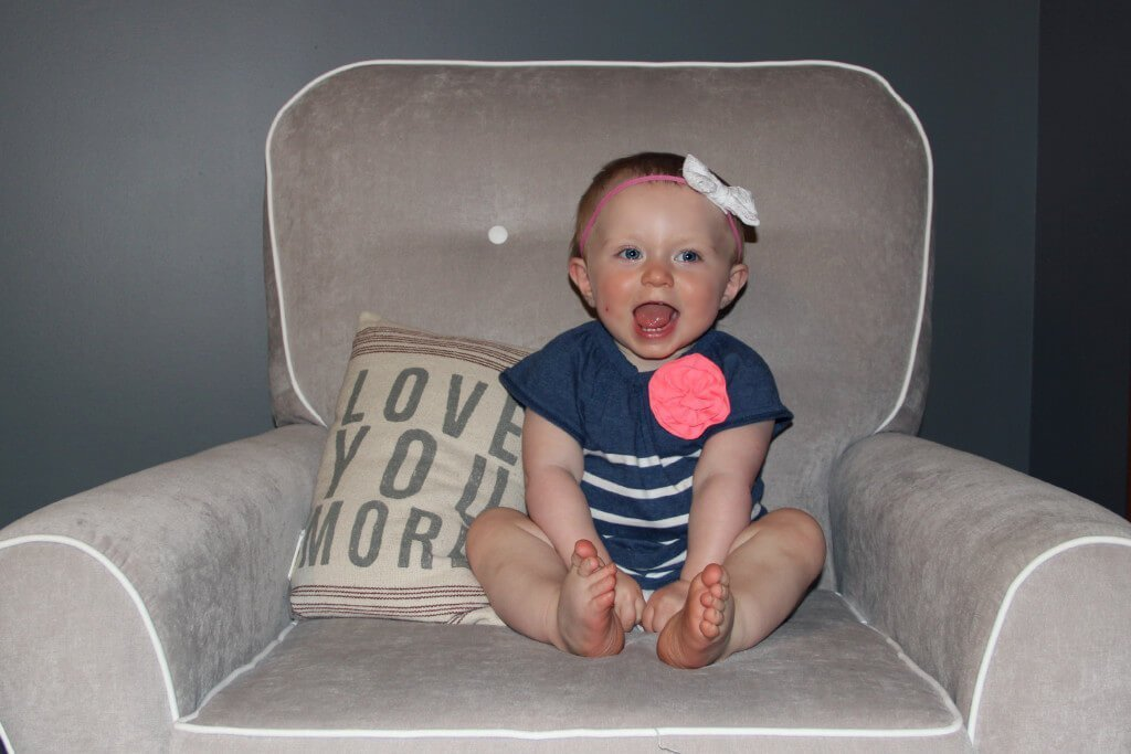 Blaire - 14 Months
