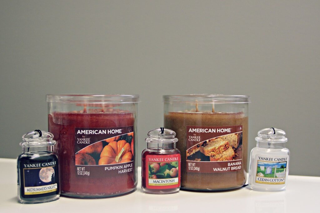 Yankee Candle Brand Products