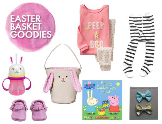 Easter Baket Goodies 2016