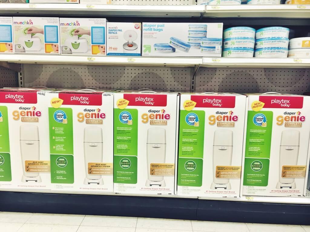 Diaper Genie at Target