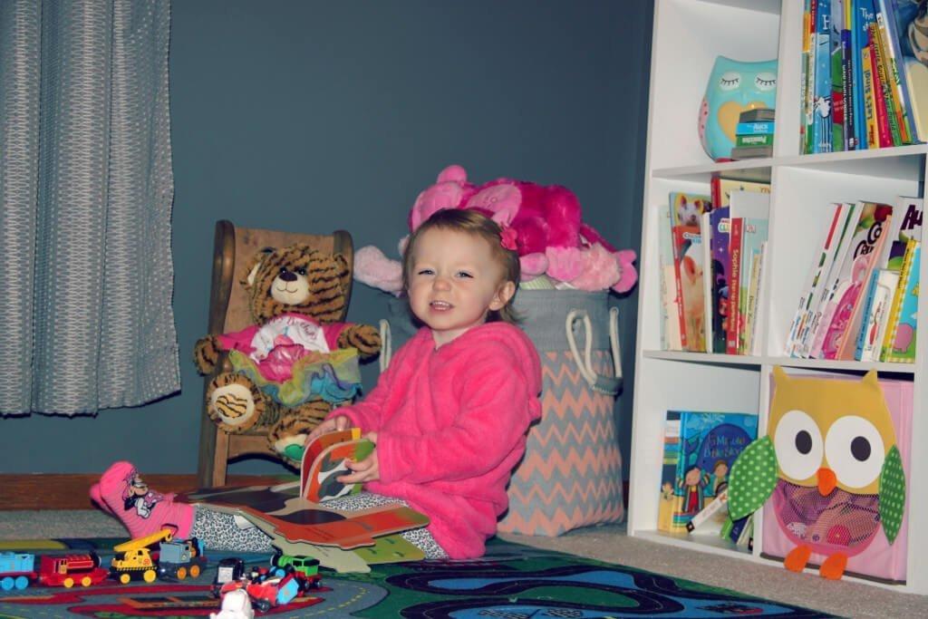 Blaire's Big Girl Room