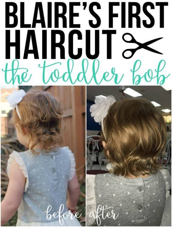 First Toddler Haircut