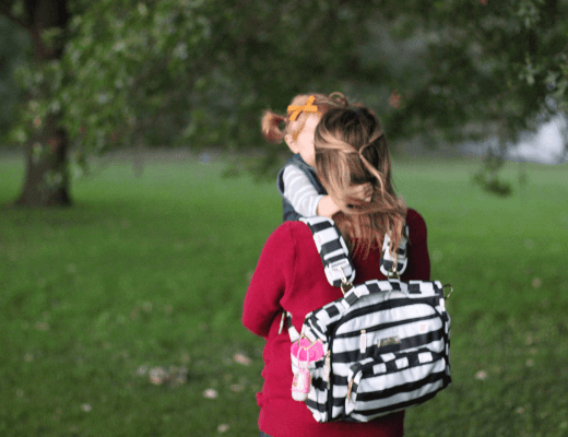 JuJuBe BFF Diaper Bag from Baby Cubby