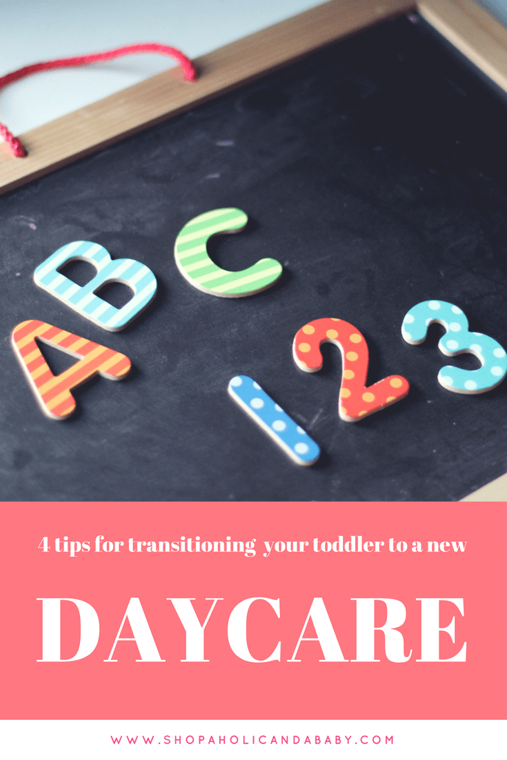 Tips for Transitioning Your Toddler to a New Daycare