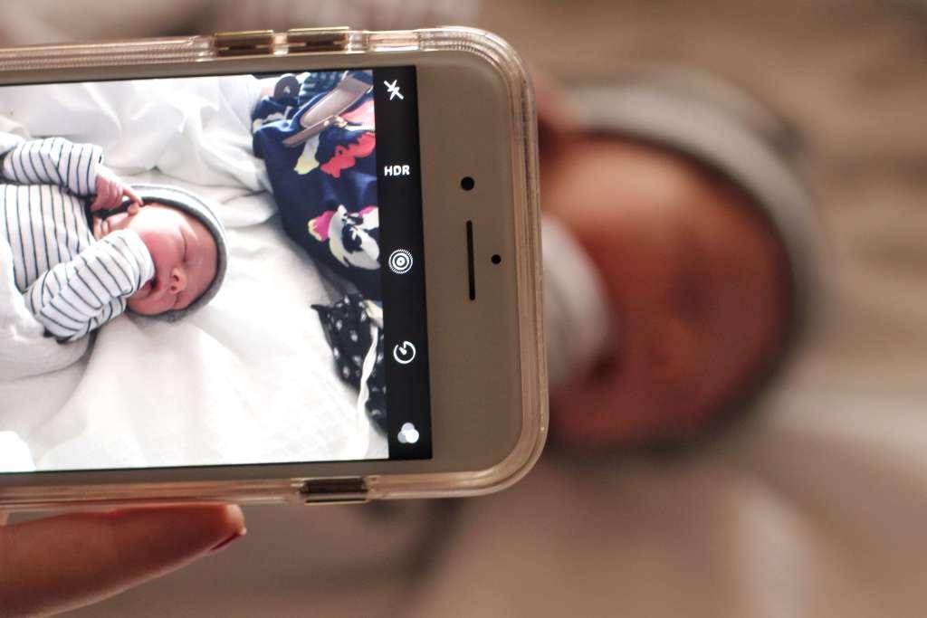 newborn baby Ben