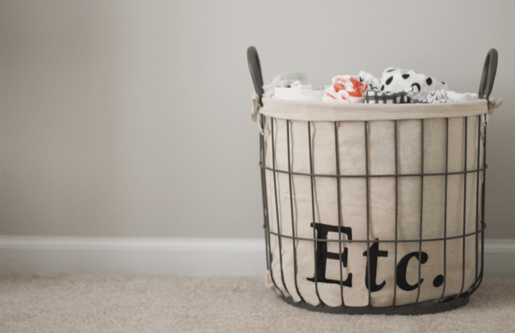 Etc Wire Storage Basket