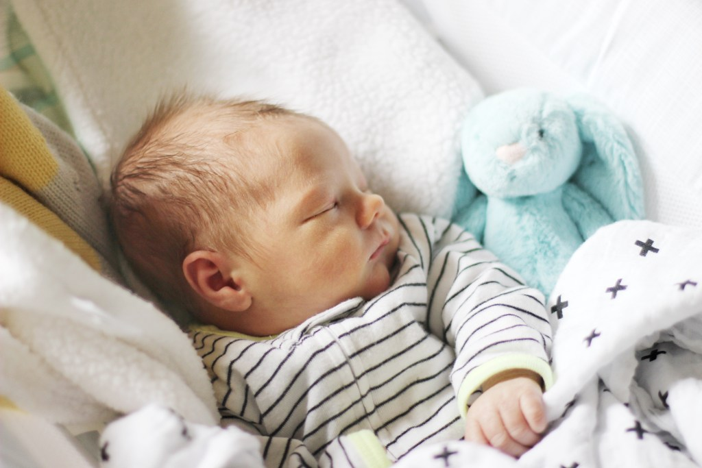 Benjamin Robert Newborn