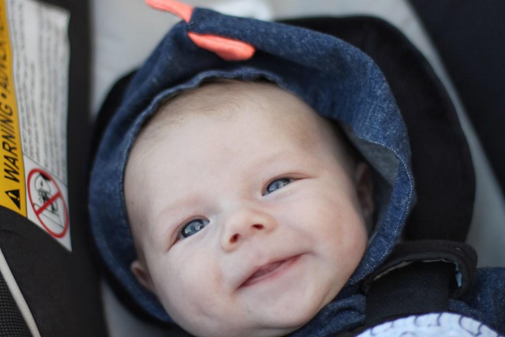 Ben Smiling