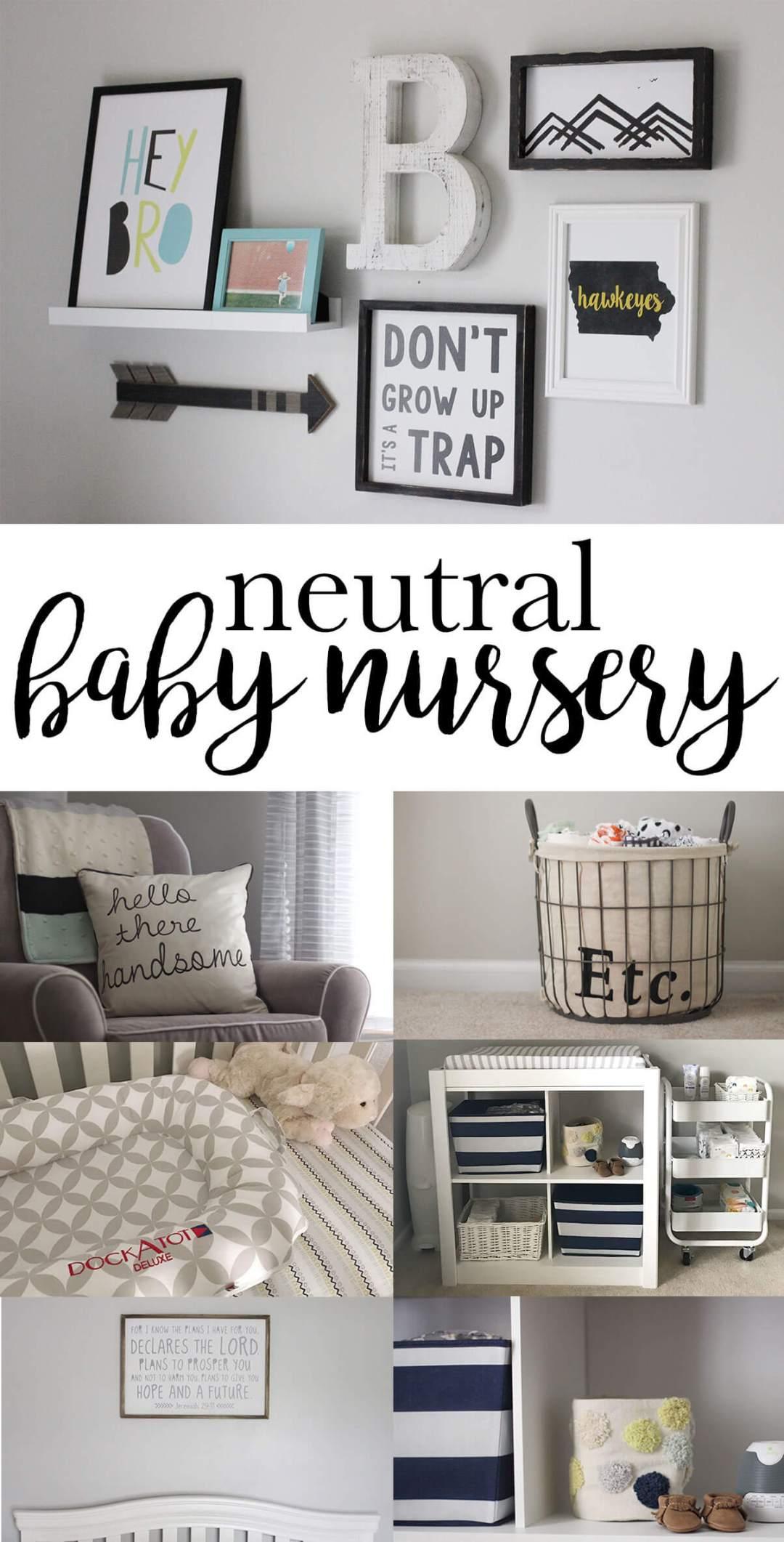 Neutral Baby Nursery