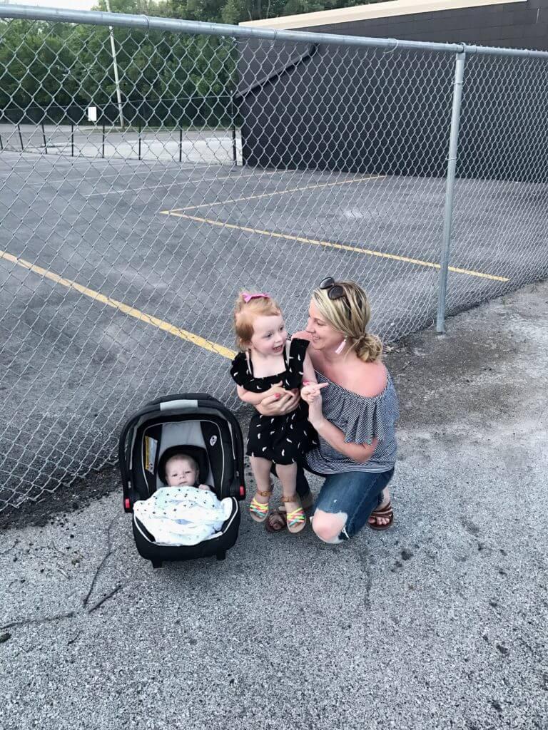 Family Pizza Night June 2017