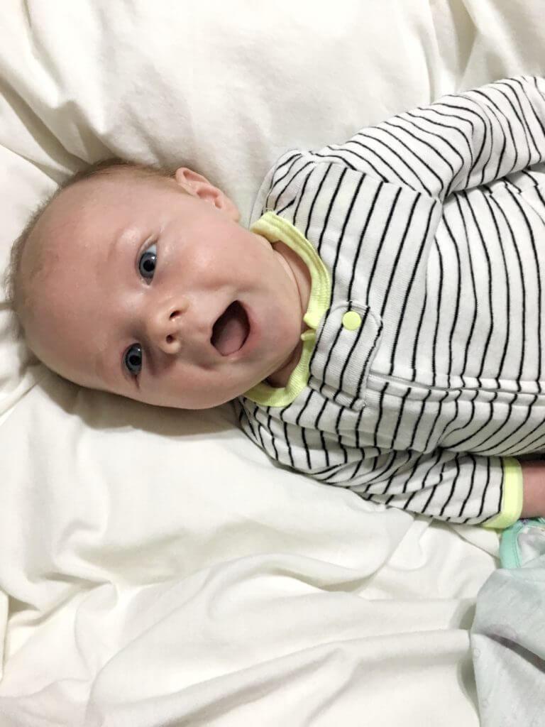 Ben 7 Weeks Old