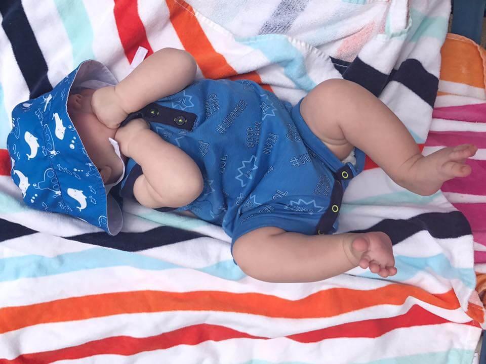 Ben, 3 months