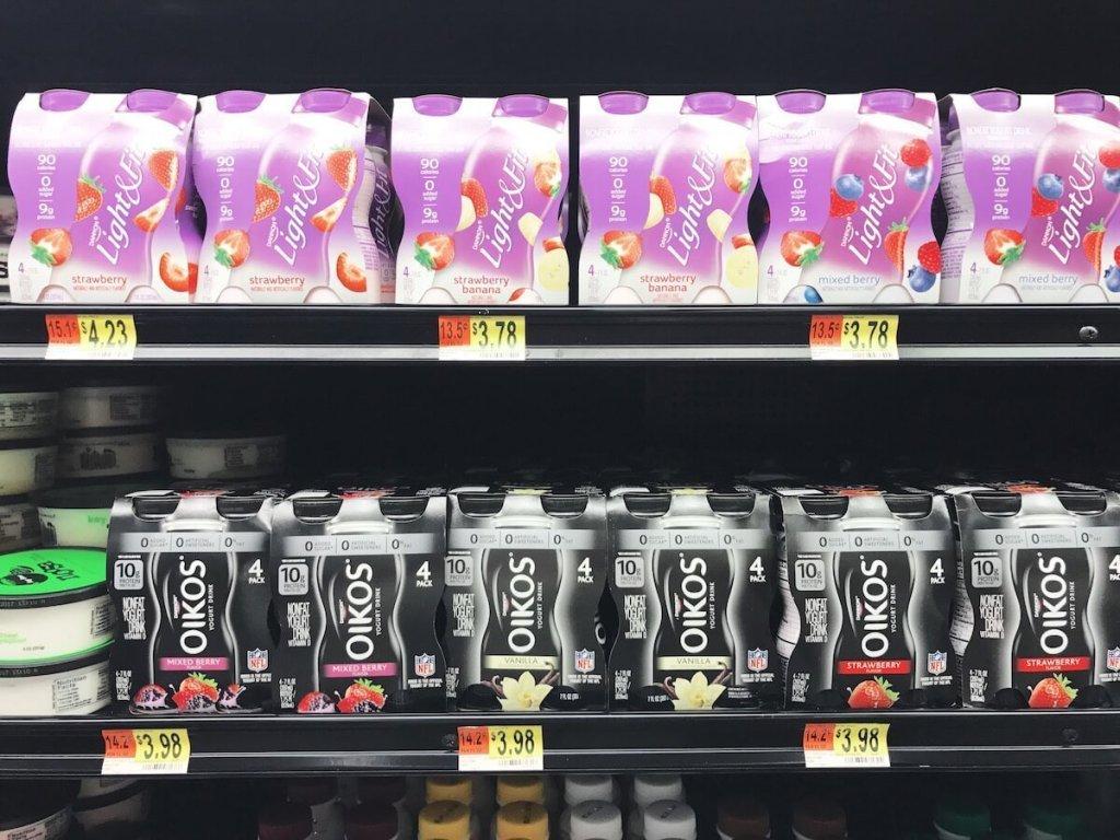 Dannon Drinkable Yogurt