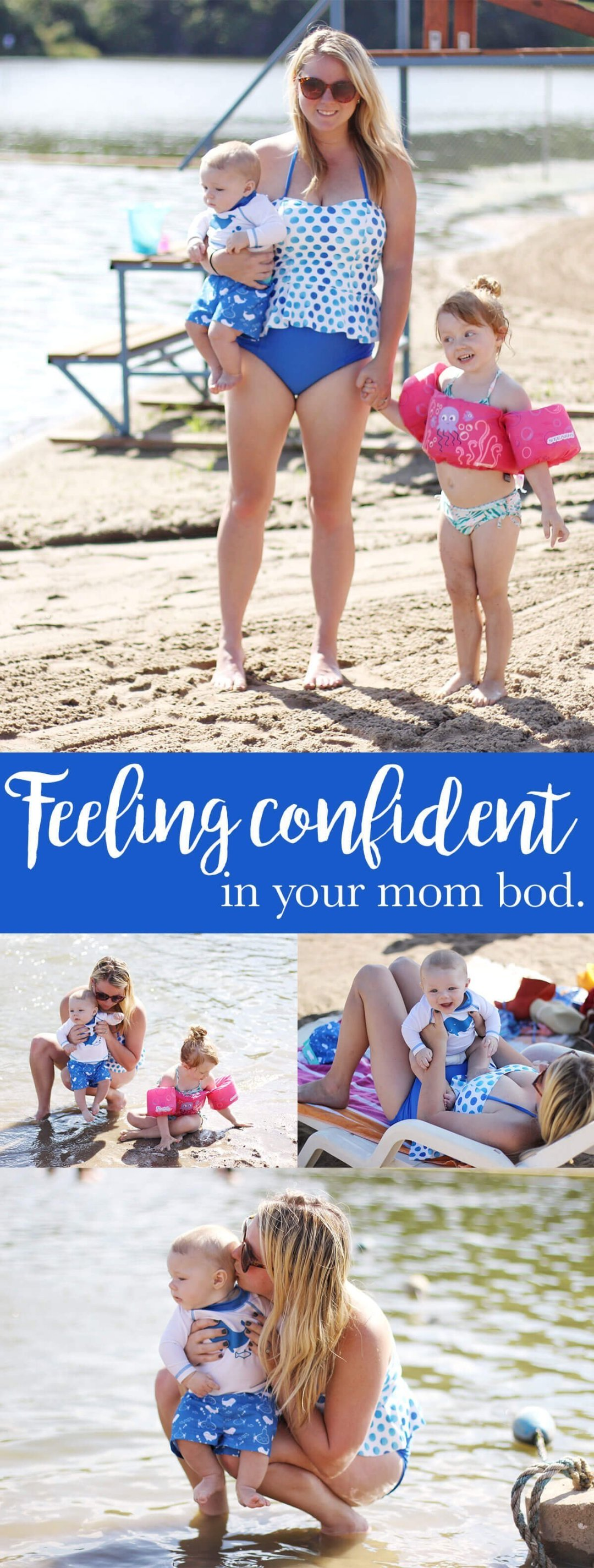 Feeling Confident in Your Mom Bod | Shopaholic & a Baby Blog