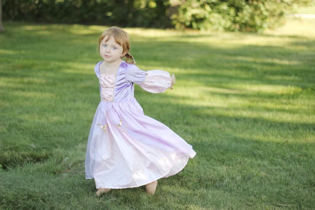 Classic Rapunzel Little Adventures Dress