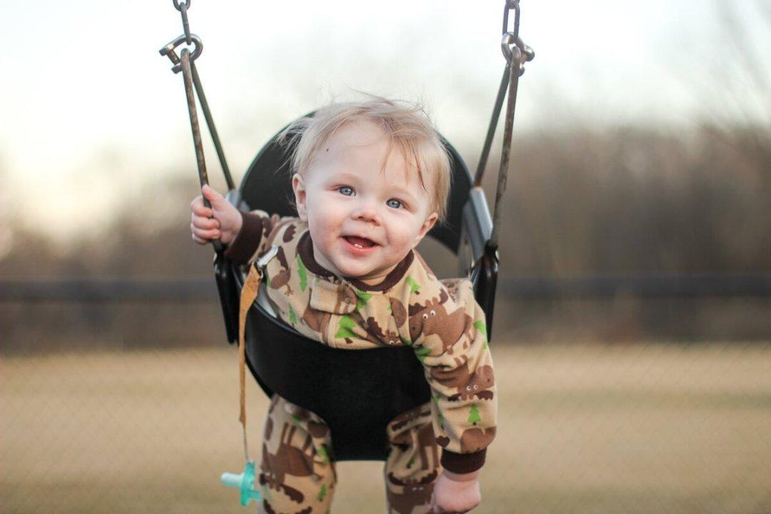 Benjamin Robert 11 months