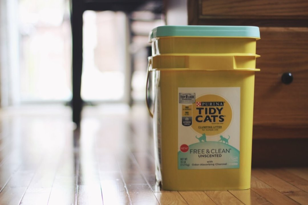 Purina Tidy Cats Free & Clean Unscented