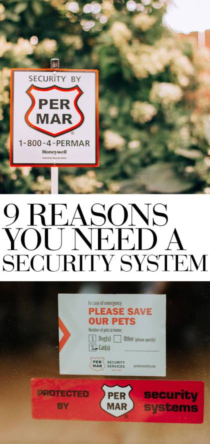 9 reasons you need a home security system