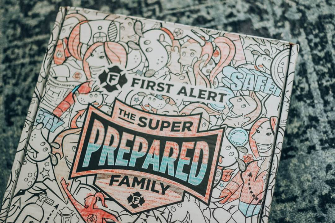 First Alert The Super Prepared Family