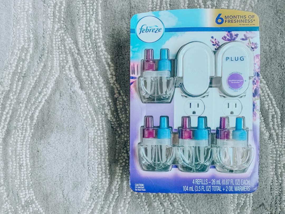 Febreeze Plugs Mediterranean Lavender