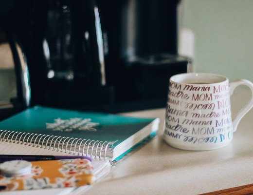Morning Coffee and Planning