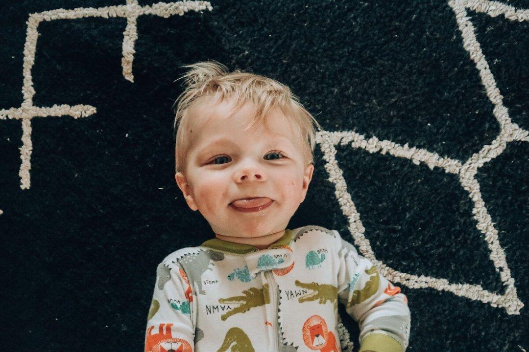 Benjamin 22 months