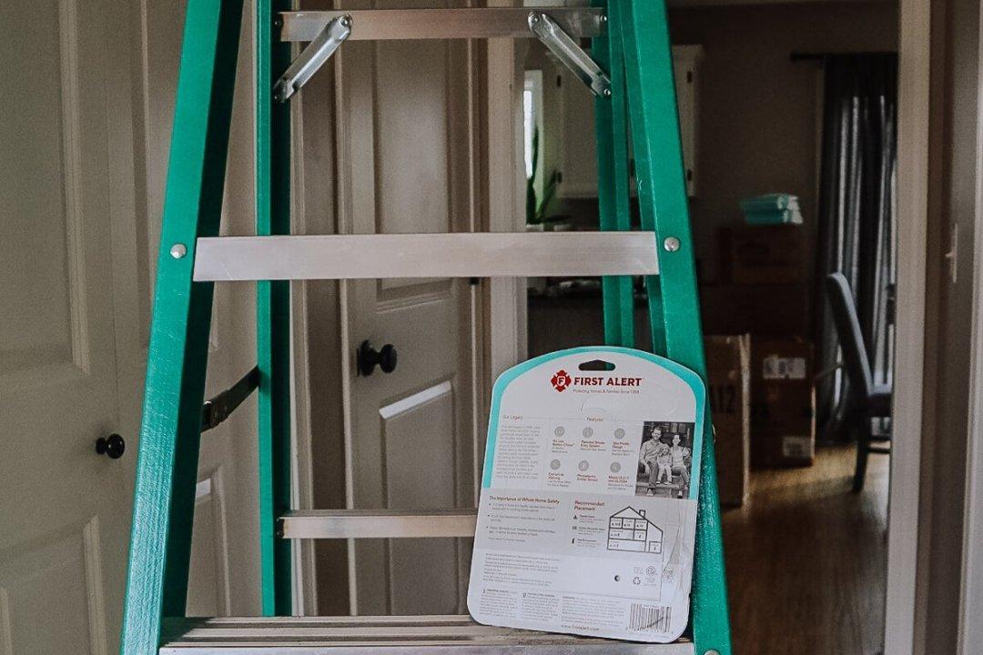 Installing First Alert Smoke Detectors