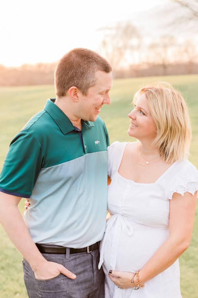 Golf Course Family Photos